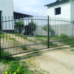 Металлический забор в Минске